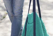 Πλεκτή τσάντα