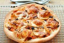 FOOD-PIZZA THIN CRUST