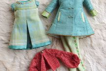 DOLL CLOTHES / DOLL CLOTHES, SHOES, PATTERNS, ETC. / by Marcela Ochoa