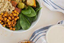Healthy bowls comida