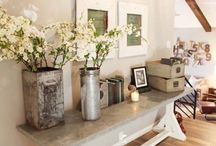 Decorating / by Amanda Arnett