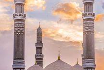 Dünyadaki Büyük Camiler  |  The greatest mosques in the world