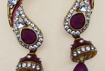 Bridal Jewellery / Exquisite collection of bridal jewellery