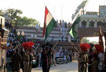 Vacance inde Waga Border Amritsar