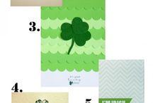 st patty's day / St Patty's Day decor, apparel and fun