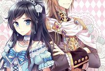 Prince and Princess Anime