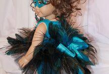 American Girl Dolls / by Delaine Gabriela Gneco