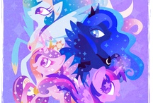 mlp princesses