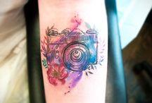 Tatuagem  Camera