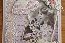 vintage kaarten