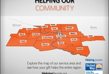 Who We Are / United Way of Greater St. Louis mobilizes the community with one goal in mind – helping people live their best possible lives.  / by United Way of Greater St. Louis