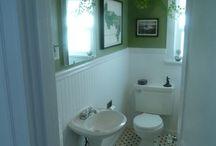 Bathroom ideas / by Ashley Smith