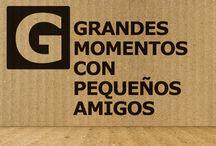 Grandes momentos con pequeños amigos / Un juguete es un amigo que estará presente en todos sus recuerdos. / by IKEA España