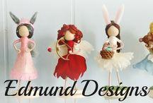 Fairy doll designs