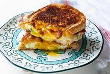 Grilled cheese sammys