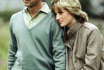the royal family/Princess Diana