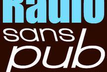 La Radio Sans Pub / La radio sans pub pour les lieux sonorisés http://www.radiosanspub.com