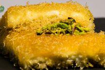 Σιροπιαστά  Τούρκικες Συνταγές - Syrup Sweets Turkish Recipes | kountaxis.com