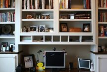 Office organization / by Jamelah Kauffman