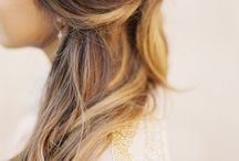 Wedding Hair Inspiration / by Lindsay Gehman