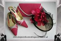 Video.Designer Shoes and matching bags www.designershoesnotdesignerprices.co.uk / We sell designer shoes also designer shoes with matching bags for mother of the bride/groom.Our matching shoes and bags are suitable for all your special occasions.We sell new,once used and vintage. We also sell designer evening and special occasion bags.  Designers include Gina London, Renata Italy, Magrit Spain. www.designershoesnotdesignerprices.co.uk