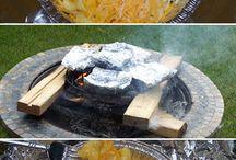 Fire food ideas