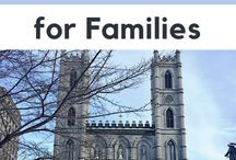 Canada travel with kids