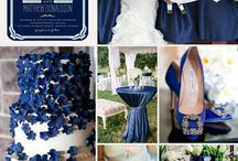 Wedding Color Palate / by Whitney Newhouse
