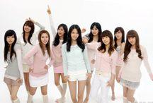 group girl
