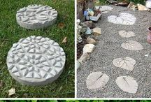 reflexology path/garden ideas