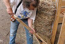 Straw bale house / Planning my dream