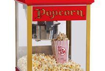 Popcorn Maschine & Catering