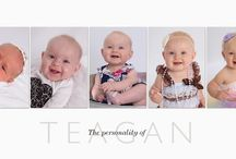 1 Year Photo Shoot Ideas for Girls