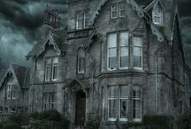 Spooky houses\manors