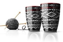 Inspiration - handicraft / Knitting, crocheting and sewing