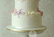 Wedding Cakes and Treats