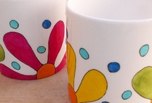 Tazas / Tazas decoradas