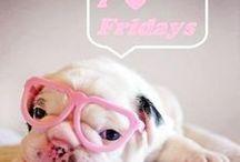 Fridays❤️ / Friday and i am in  Love baby! Friday Fri-Yay!!!!!!