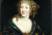 XVIIe - Marie-Thérèse d'Autriche
