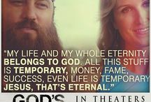 God's Not Dead Movie / God's Not Dead movie / by New Life New Dreams