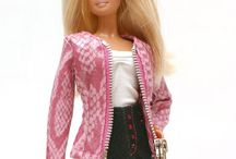 Barbie jacket & sweater / Barbie jacket, Barbie coat, Barbie jacket, Barbie sweater
