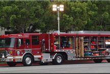 Fire truck / Fire truck