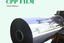 CPP Film,Metallized CPP Film at sales@typp.cn
