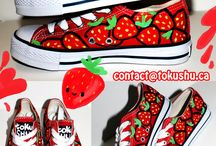 Strawberry Accesories