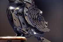 Fabulous steampunk