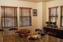 Wood Blinds / Our Wood Blinds are made of 100% real bass wood. Choose from a variety of kiln dried stained wood or painted finishes; sure to fit every décor. Wood blinds add warmth and comfort to any room and are a great choice for insulation as wood is a natural insulator. Check out all of our wood blinds at factorydirectblinds.com