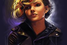 Fox-Gotham Series Illustrations / yaşar vurdem / Fox gotham Illustrations