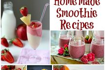 Smoothies / Awesome recipes for smoothies.