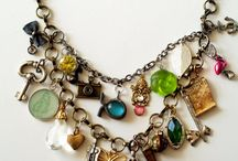 Altered & Artisan  jewellery / by Cheryl Byngeley