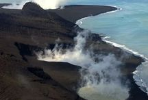 Volcans and Lava